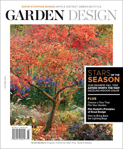 GARDEN DESIGN - Serenity in the Garden Featured!