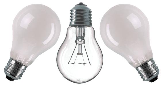 Причины выхода из строя ламп накаливания и как этого избежать