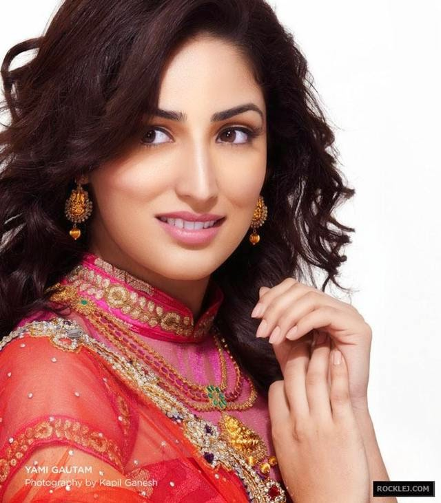 Yami Gautam Photoshoot for RS Brothers by Kapil Ganesh