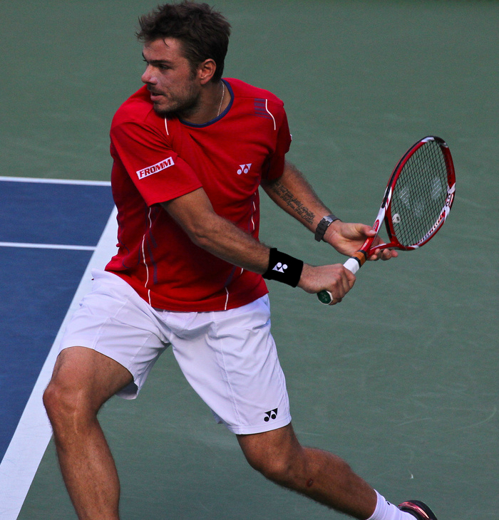 Stanislas Wawrinka • Tennis Player