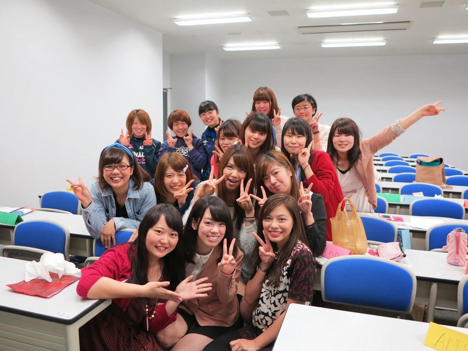 Nagoya girls