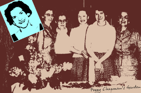 Peggy Chapman's Garden