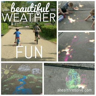 Beautiful Weather Fun
