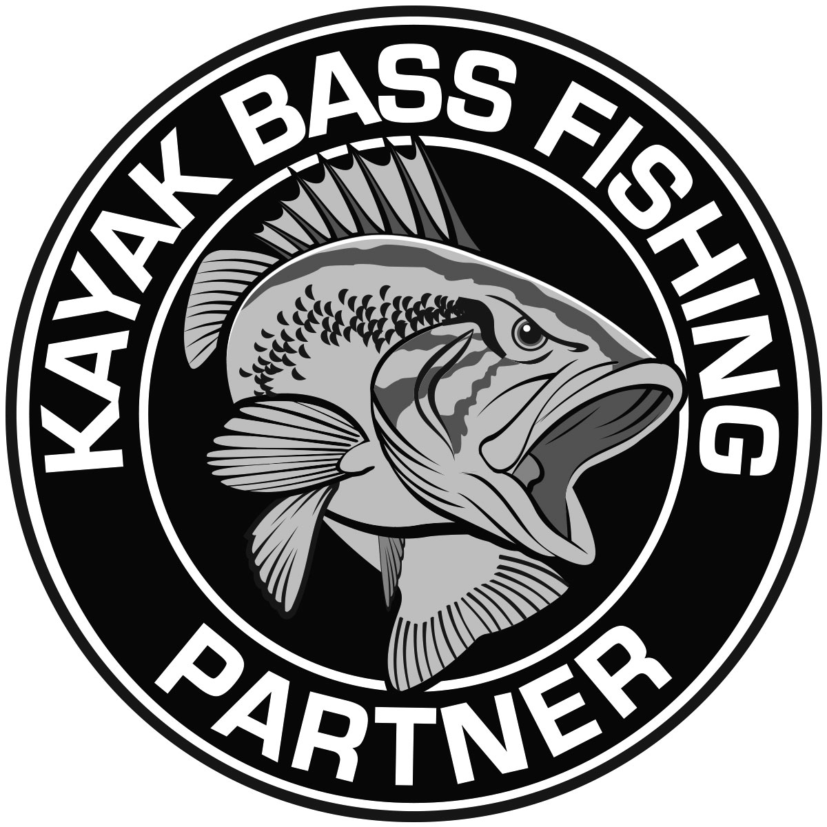 Kayak Bass Fishing Partner