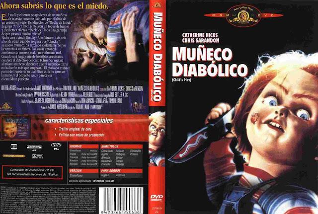Muneco Diabolico Blurayrip
