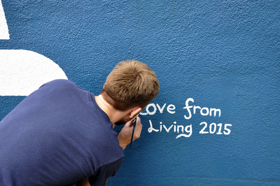 Love From Living 2015!
