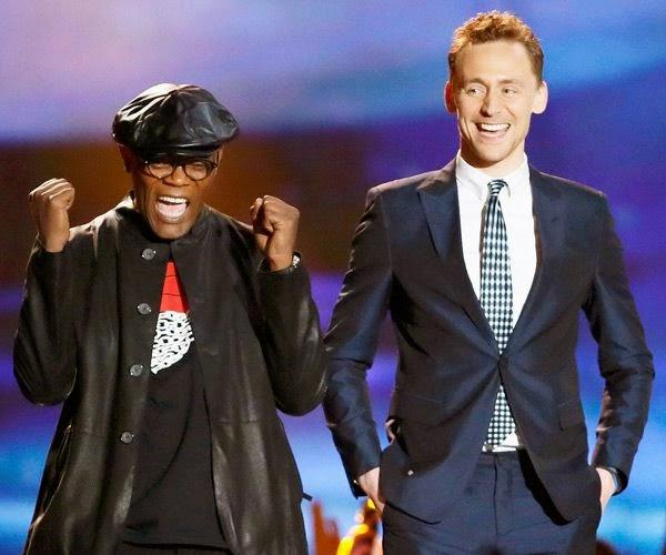 samuel l jackson, tom hiddleston, cancer, el zorro con gafas
