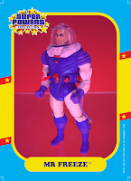 Super Powers Collection Mr Freeze Action Figure by Kenner Superman Super Powers Collection Figure Clark Kent Kenner Mattycollector DC Universe Classics Unlimited Man of Steel Toys Movie Masters polymerphelia GeekSummit