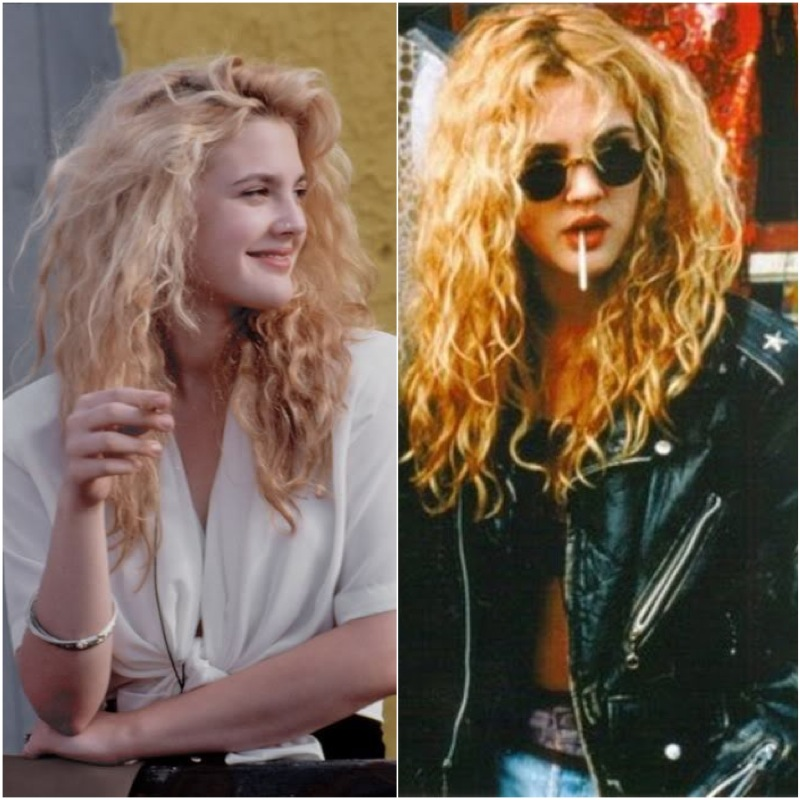 GET THE LOOK - 90S DREW BARRYMORE   Scottish Fashion Blog ...