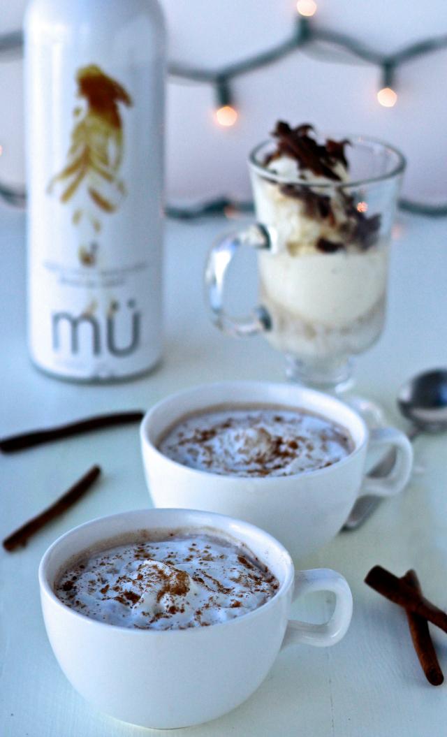 #muBARista #cocktail #hotchocolate #affogato