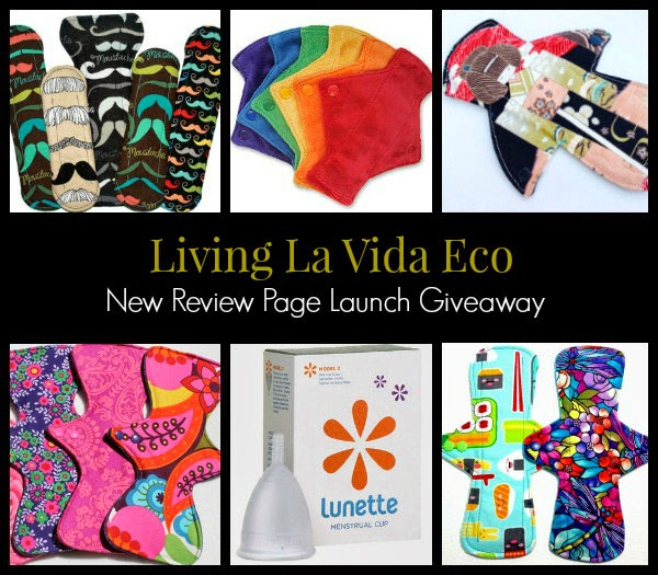 Living La Vida Eco Launch Giveaway!