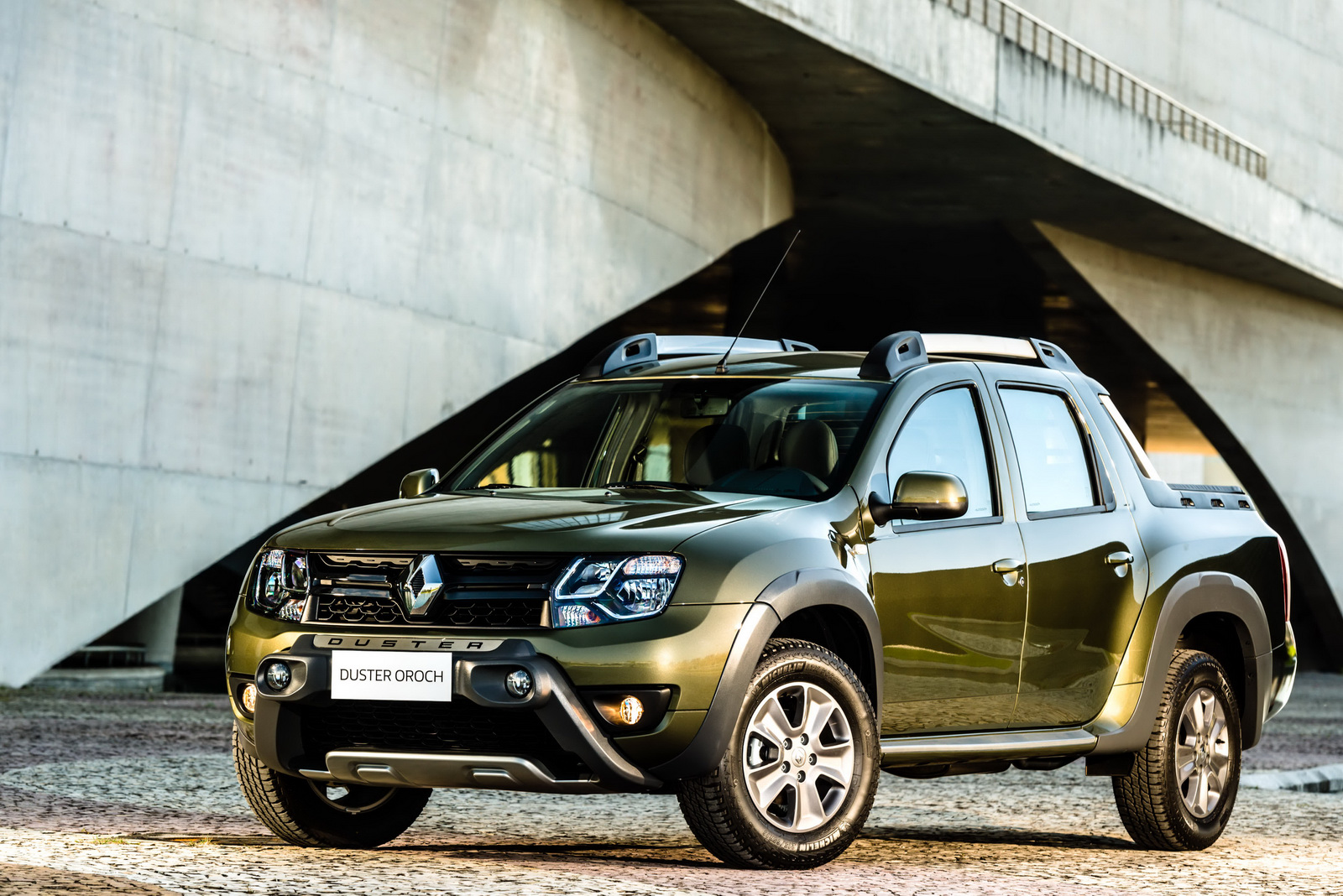 2015 Renault Duster Oroch Pickup All New Cars New Zealand