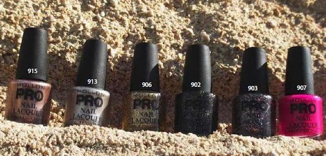 mollon pro nail polish