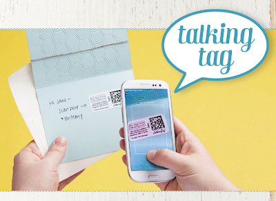 Show 'n' Tell - Talking Tags - http://jennsavstamps.stampinup.net