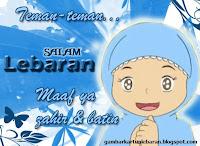 Kartun Lebaran