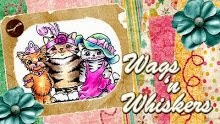 Wags'n Whiskers Stamps