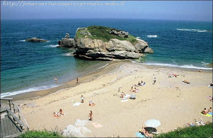 playa espana villaviciosa