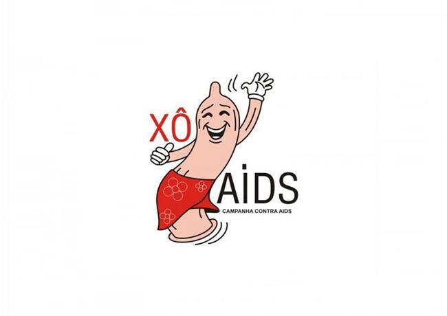 AIDS; NÃO CAIA NESSA FOLIA