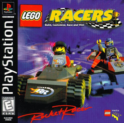 Super Compactado LEGO Racers PS1
