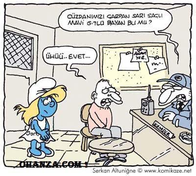 sirine karikatur - Karikat�rler .. :)