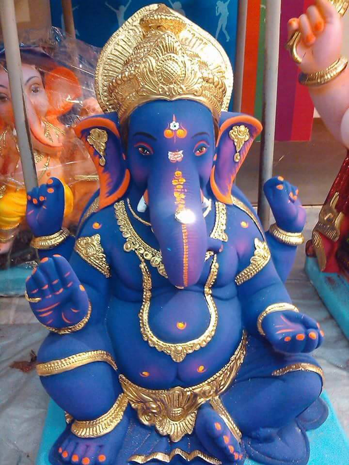 SEÑOR GANESHA