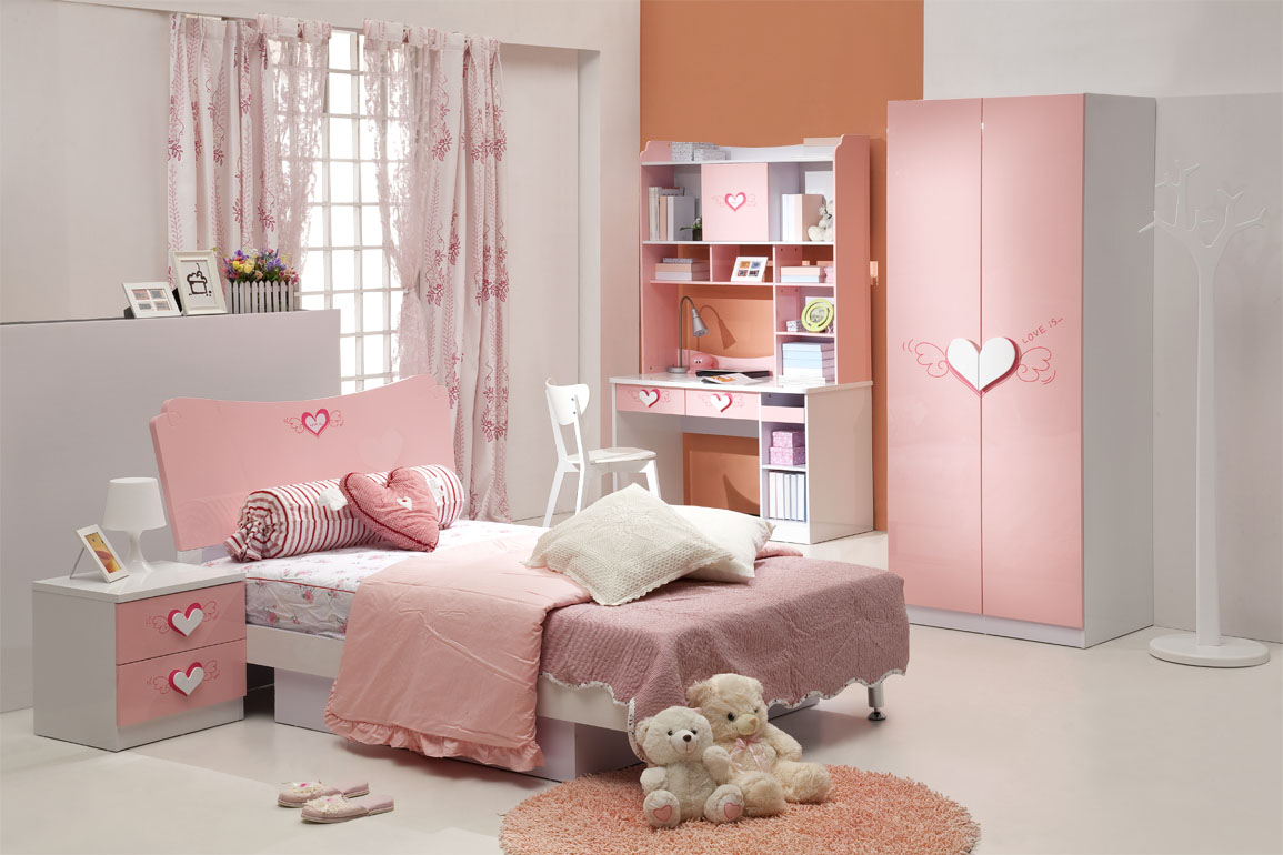 Little Girls Bedroom Designs