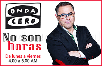NO SON HORAS - ONDA CERO