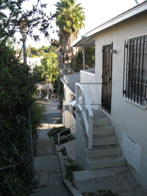 Experiencing Los Angeles Silverlake Amp Music Box Steps