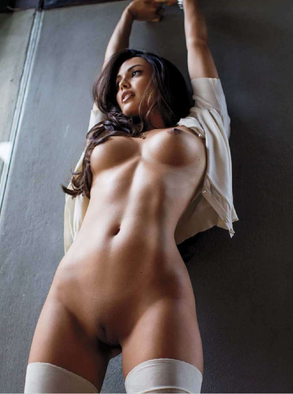 S Of Raquel Pomplun At Playboy Usa June Issue