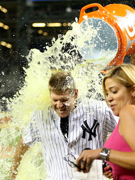 Gatorade Baths Meredith Marakovits Watches Chase Headley