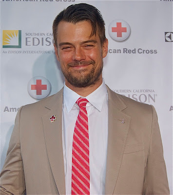 Josh Duhamel, one of the nicest celebrities on the planet has dedicated so much of his time to the Red Cross