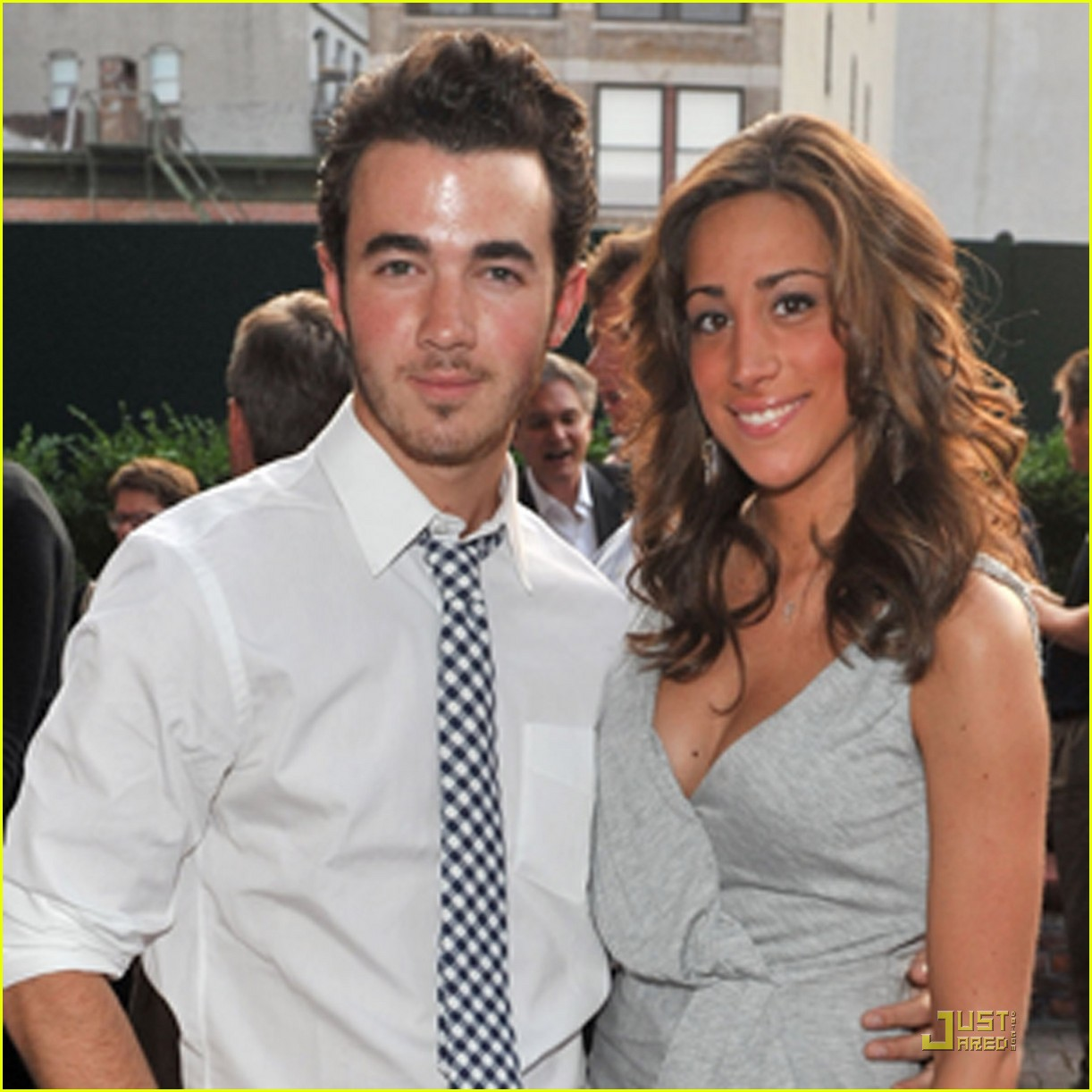Kevin Jonas And Danielle