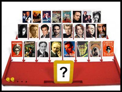 Celebrity magicians - Your favourite magicians