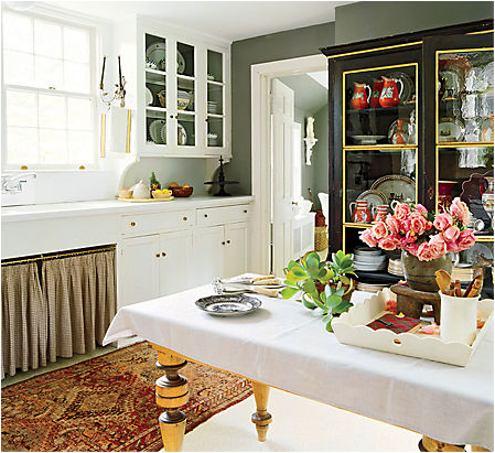 Key interiors by shinay romantic kitchen ideas for Romantic kitchen designs