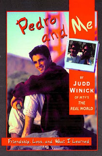 "Book cover: ""Pedro and Me"" by Judd Winick"