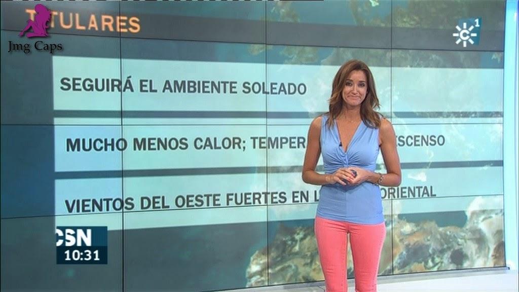 ANA CRISTINA RAMIREZ, BUENOS DIAS (18.07.14)