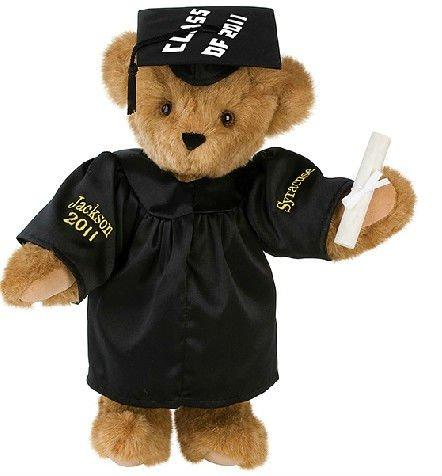 vermont graduation bear