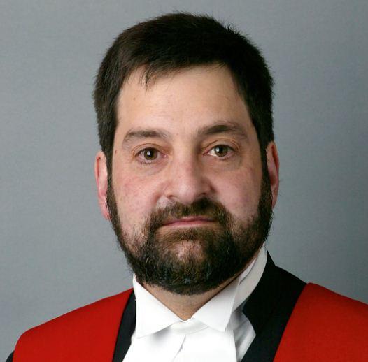 Justice Groberman