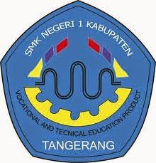 logo smkn 1 kab tangerang