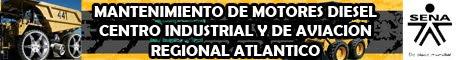MANTENIMIENTO DE MOTORES DIESEL SENA
