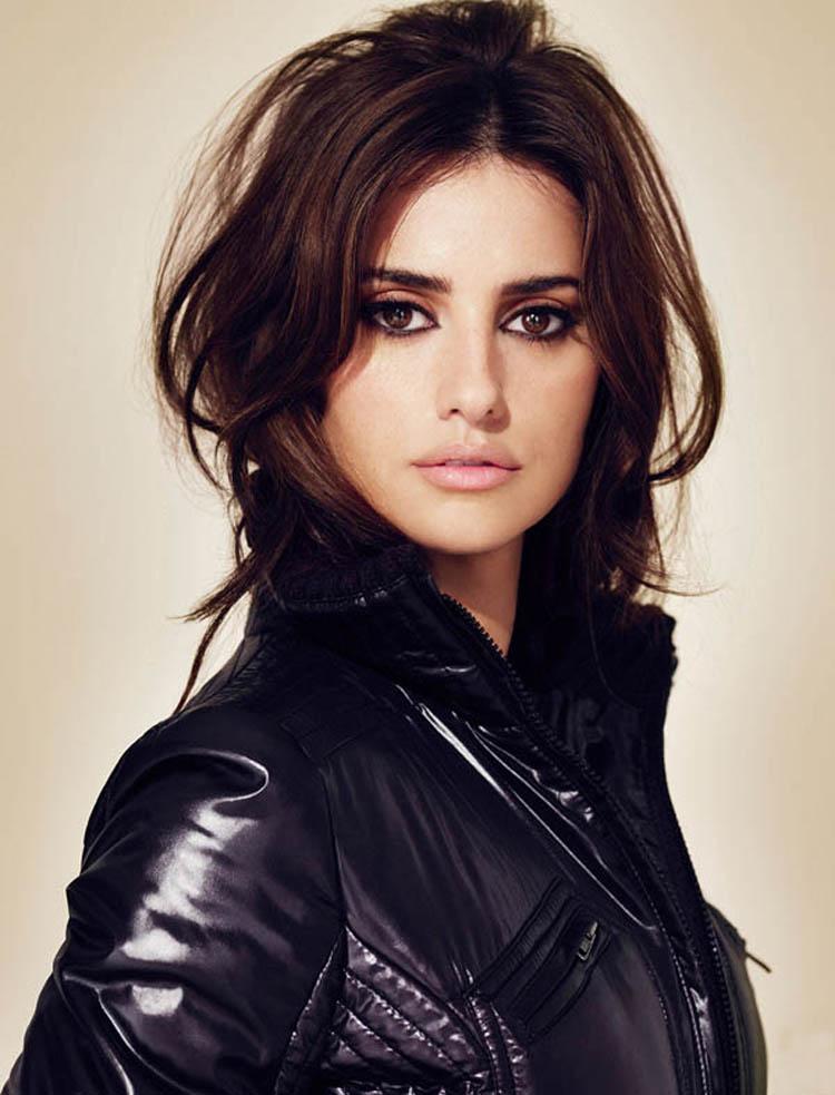 Fashionable Celebrity Hairstyle Penelope Cruz 28