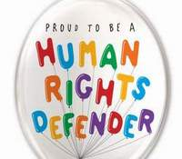 HUMAN RIGHTS DEFENDER