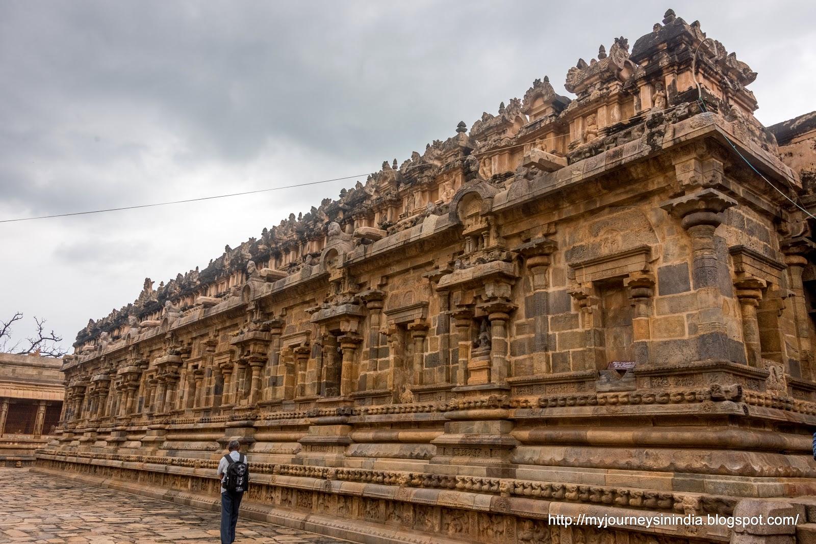 Darasuram Inner Prakaram