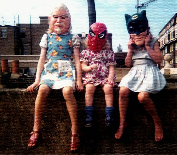 Crazy Halloween Outfits from The Past 12