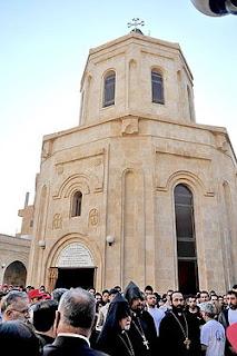syria der zor, armenian, church, armenian, genocide