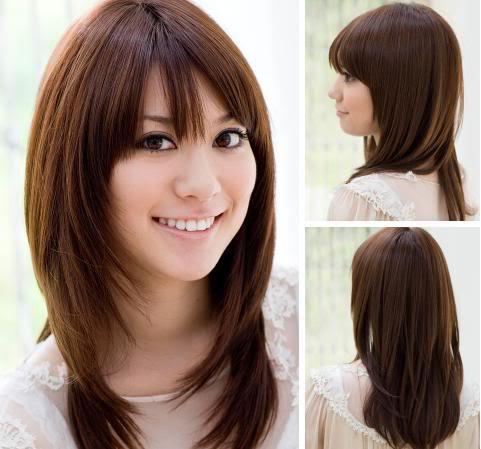 Model Rambut Terlihat Muda ValovegaHealth - Gaya rambut pendek smoothing