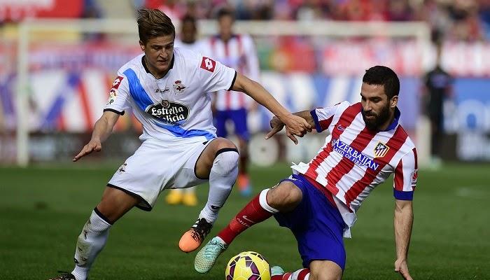Atletico Madrid vs Deportivo La Coruña en vivo