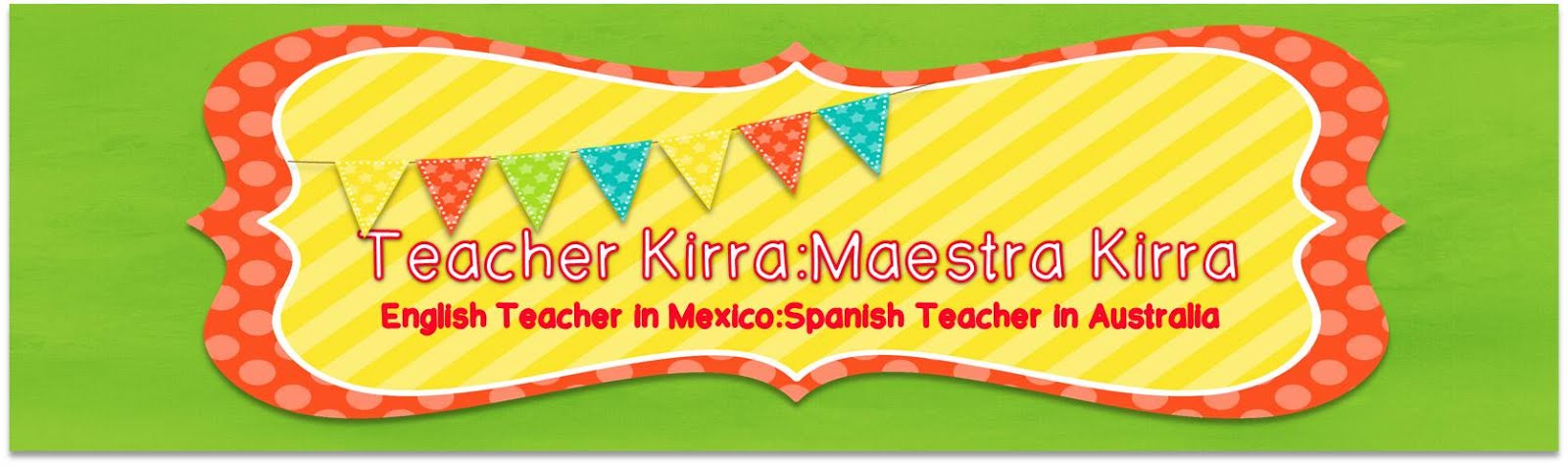 Teacher Kirra:Maestra Kirra