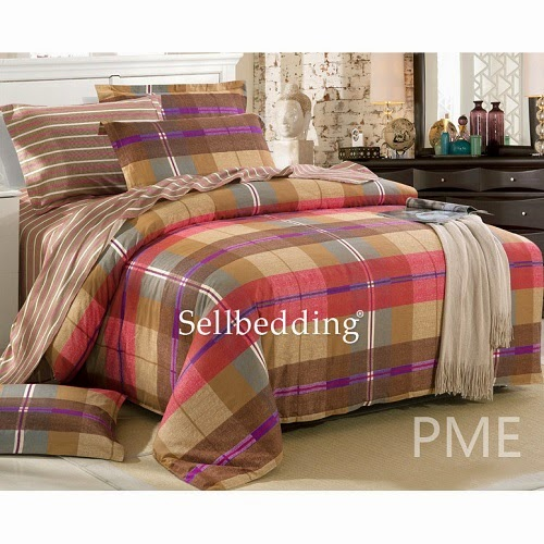 http://www.ogotobedding.com/brown-plaid-best-discount-custom-modern-comforter-sets-on-sale-p-201.html