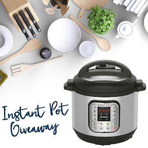 Enter to win a brand new Instant Pot!